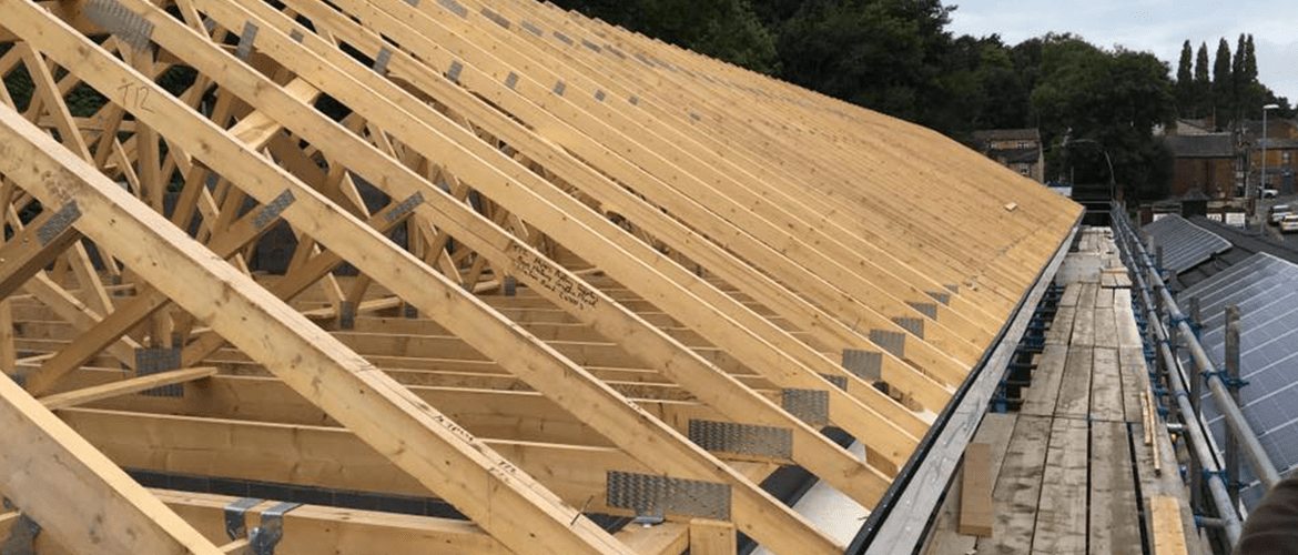 Re-roofing gallery